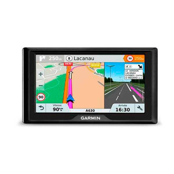 Garmin drive 61 eu lmt-s  gps con mapas preinstaldados de europa pantalla de 6'' orientación dual