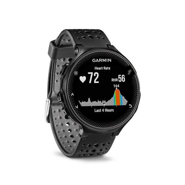 Garmin forerunner 235 negro/gris reloj running con gps y medidor de pulsaciones