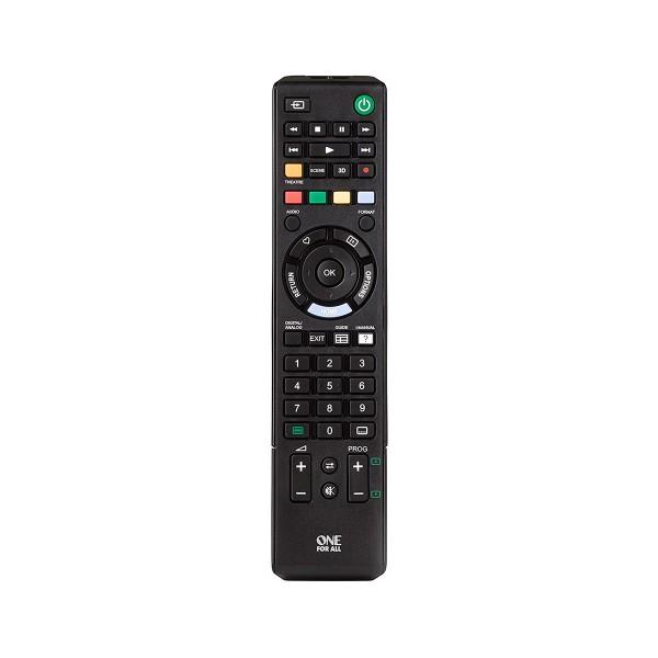 One for all urc1912 mando a distancia tv sony