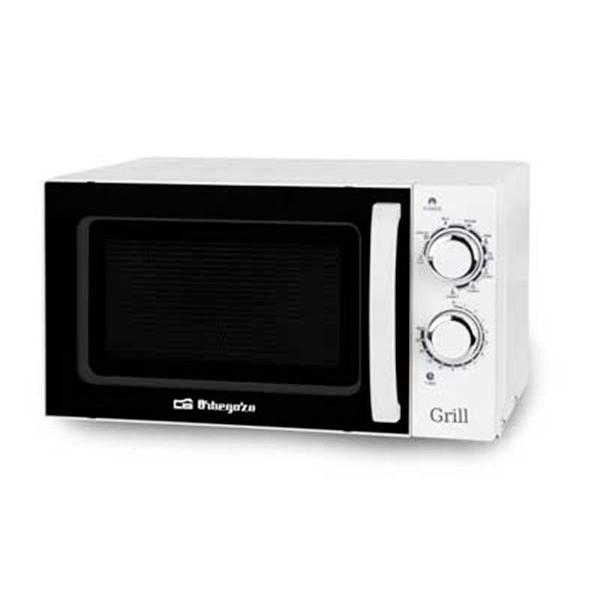 Orbegozo mig2030 grill 20l microondas