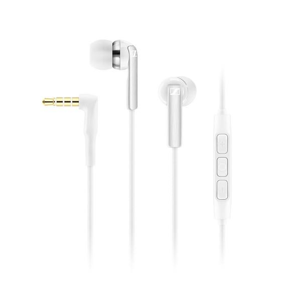 Sennheiser cx 2.00g blanco auriculares con manos libres para android