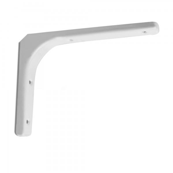 Escuadra mg classic blanca 150x125 mm.
