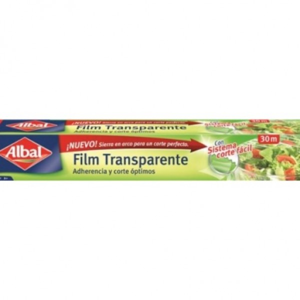 Film transparente albal 40m (30 m + 10 gratis)