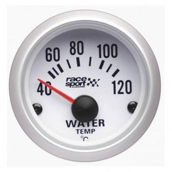 Termómetro temperatura agua race sport