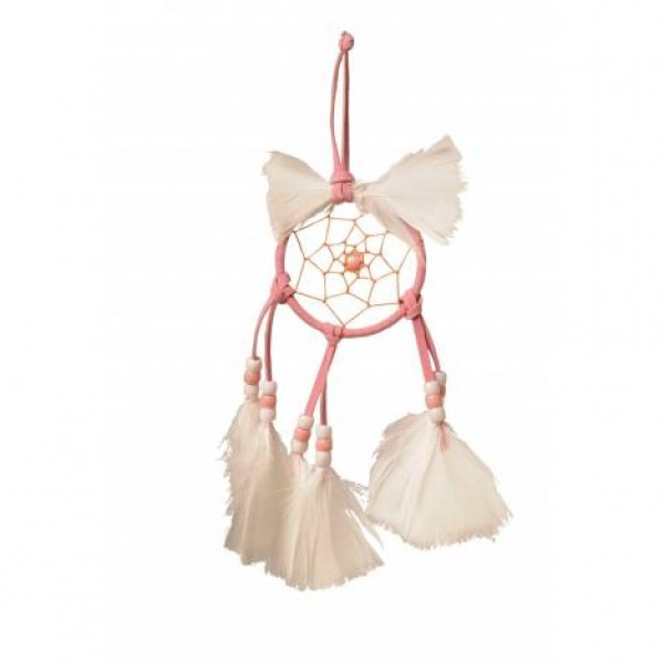 "Atrapasueños ""dream catcher"" pink version"