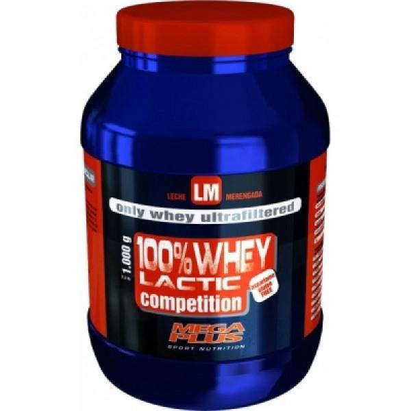 Whey 100% lactic comp. vainilla 1kg