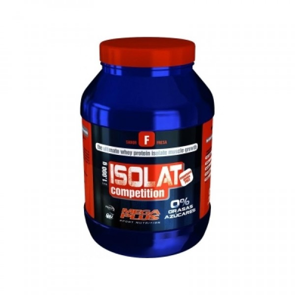 Isolat competition choco 2.5kg