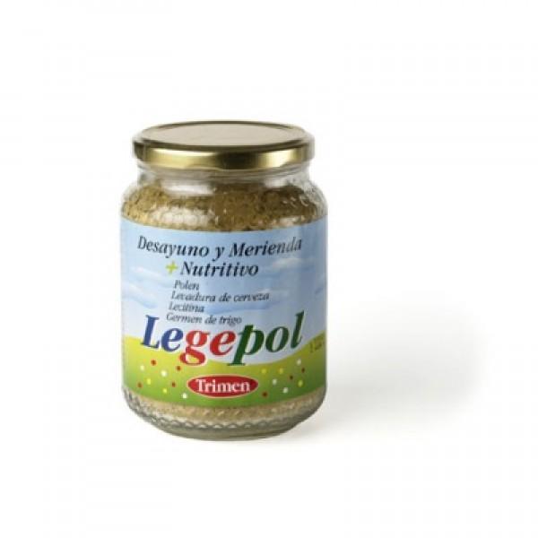 Legepol (lecitina+germen+polen+lev. cerveza)
