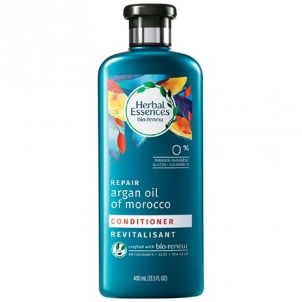 Herbal essences acondicionador repara aceite argan de marruecos 400ml.