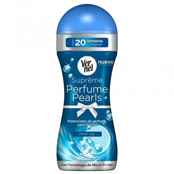 Vernel supreme perfume perlas potenciador de perfume lavadora