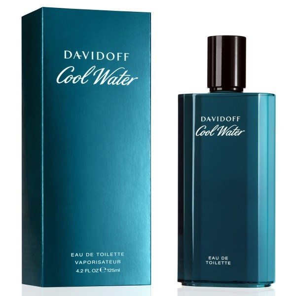 Davidoff cool water eau de toilette 125ml vaporizador