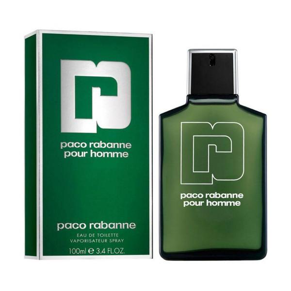 Paco rabanne homme eau de toilette 100ml vaporizador