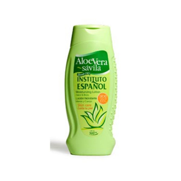 Instituto español aloe vera body 500ml