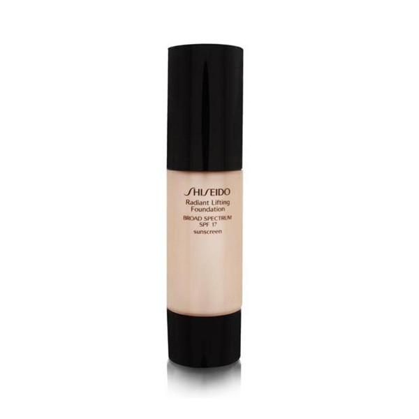 Shiseido lifting foundation radiant base i100