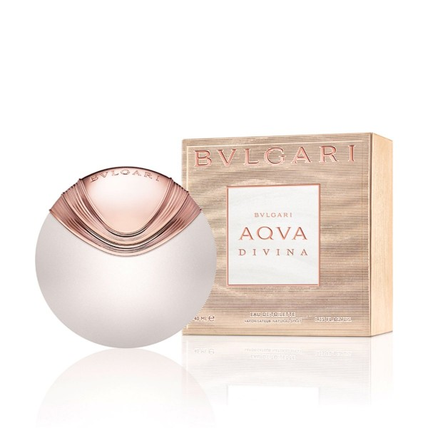 Bvlgari aqva divina eau de toilette 40ml vaporizador