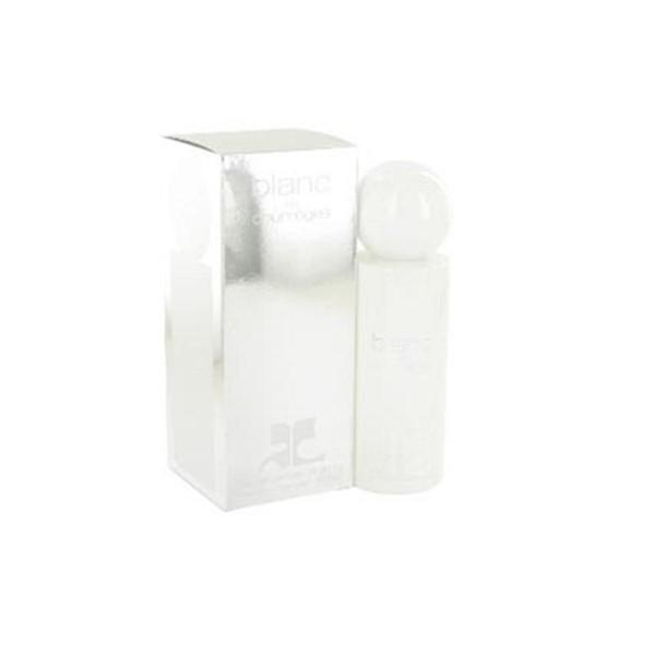 Courreges blanc de courreges eau de parfum 50ml vaporizador