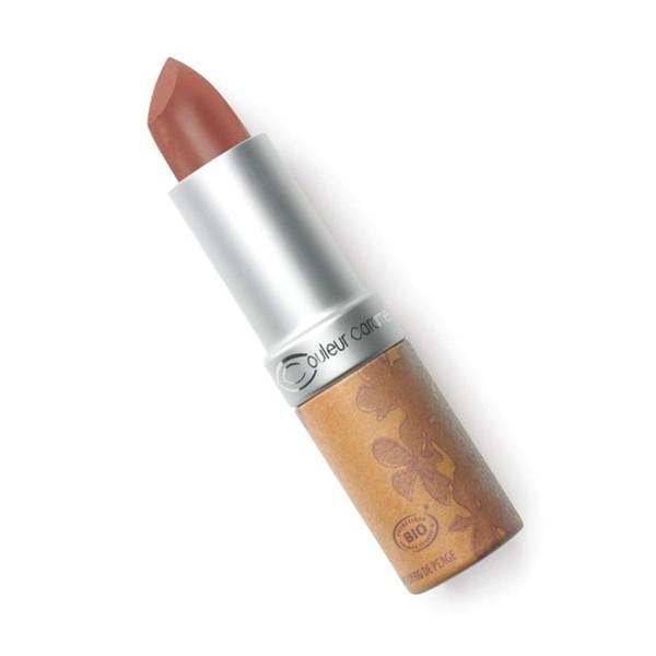 Couleur caramel rouge a levres glossy barra de labios 211 chocolate brown