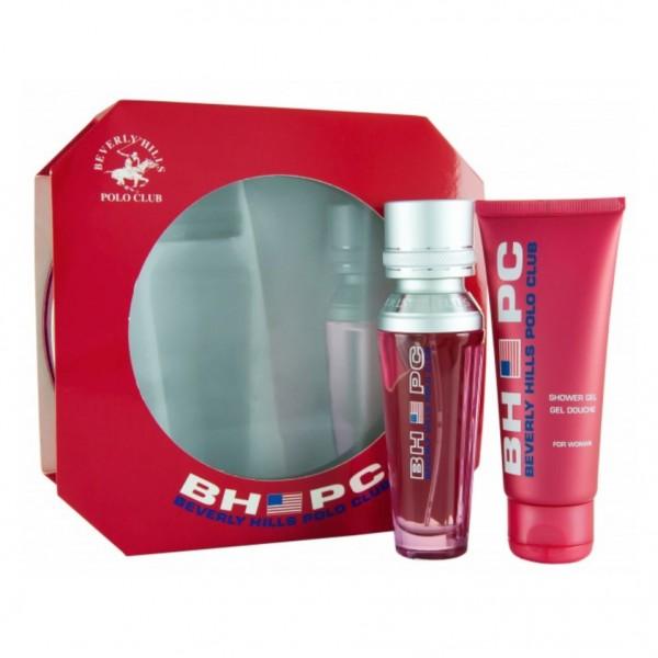 Dyal sport pour femme eau de toilette 50ml vaporizador + gel 75ml