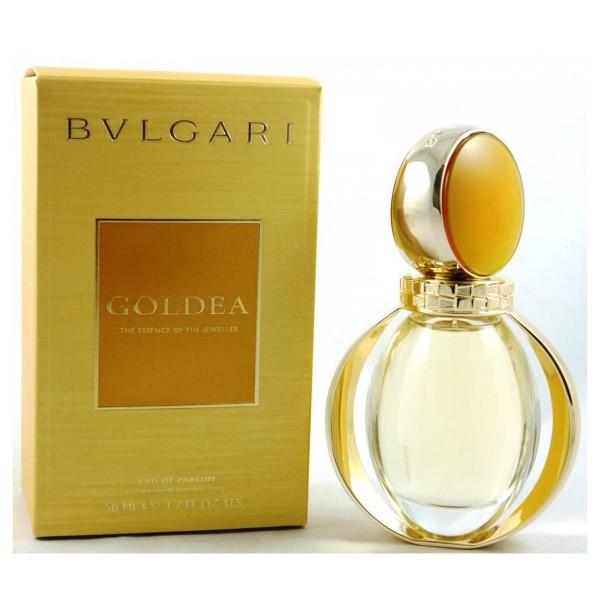 Bvlgari goldea eau de parfum 50ml vaporizador