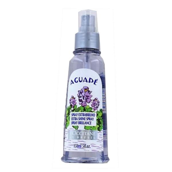 Occitane aguape extra shine spray 150ml vaporizador