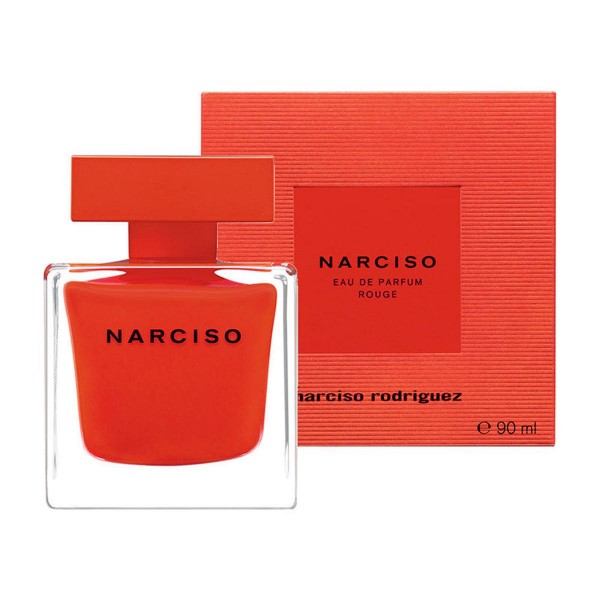 Narciso rodriguez narciso rouge eau de parfum 90ml vaporizador