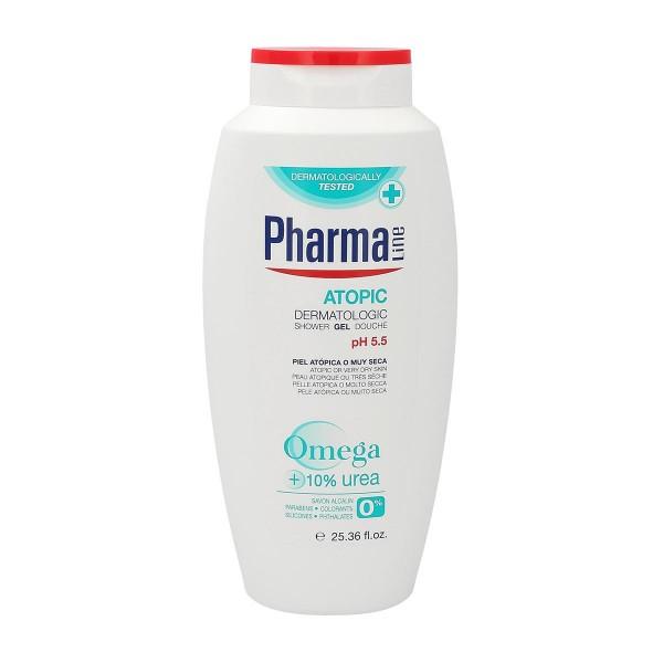 Pharmaline atopic gel de ducha 250ml