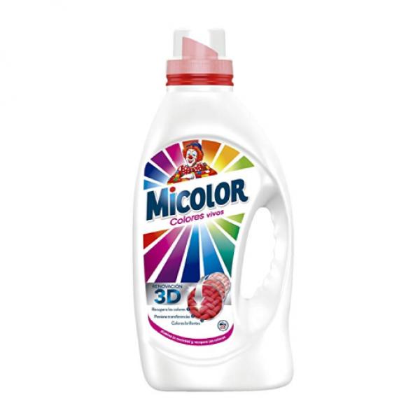 Micolor gel colores vivos 23 lavados