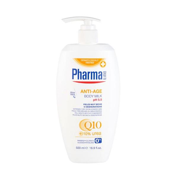 Pharmaline antiedad body milk 500ml
