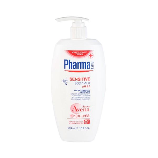 Pharmaline sensitive body milk 500ml