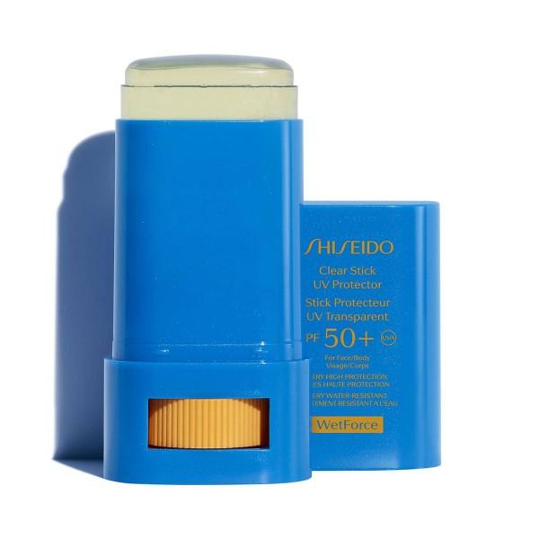 Shiseido clear stick uv protector spf50+ stick 15gr