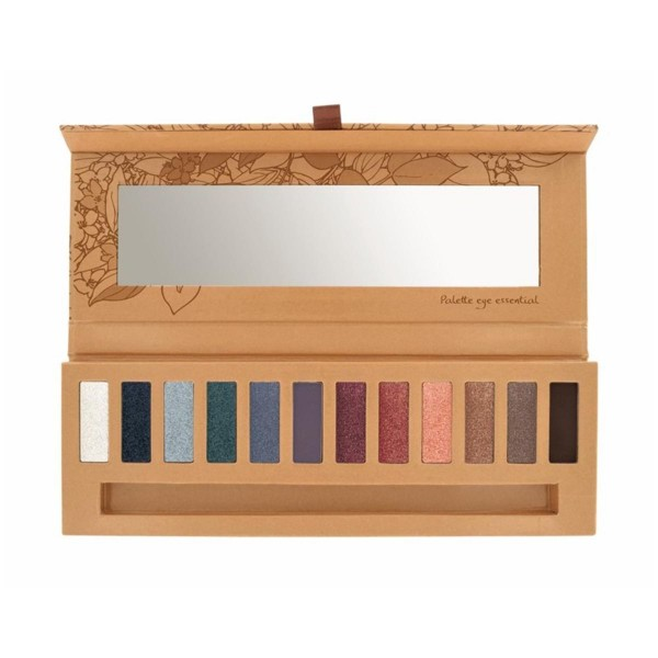Couleur caramel palette (without dual tip brush gift) eye essential 2