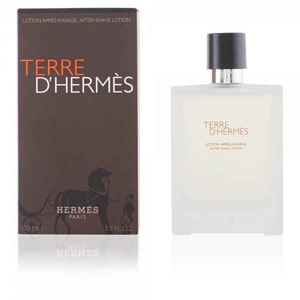 Hermes paris terre d'hermes after shave 100ml