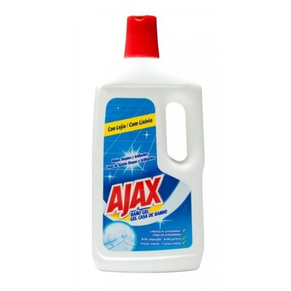 Ajax   Gel de Baño con Lejía 1000  ml