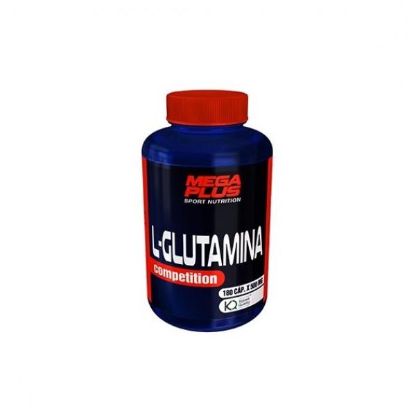 Glutamina megaplus 180 capsulas