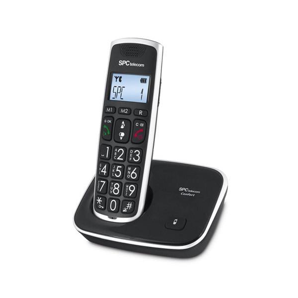 Spc telecom 7608n negro