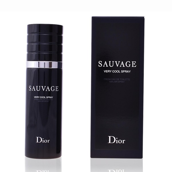 Dior sauvage eau de toilette very cool spray 100ml vaporizador