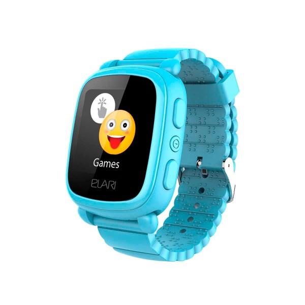 Elari kidphone 2 azul reloj inteligente smartwatch para niños con localización gps y botón sos exclusivo