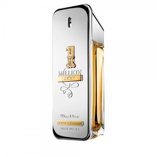 Paco rabanne 1 million lucky eau de toilette 100ml vaporizador
