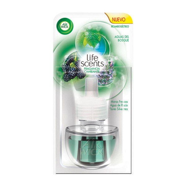 Air wick ambientador electrico 19ml 1 recambio