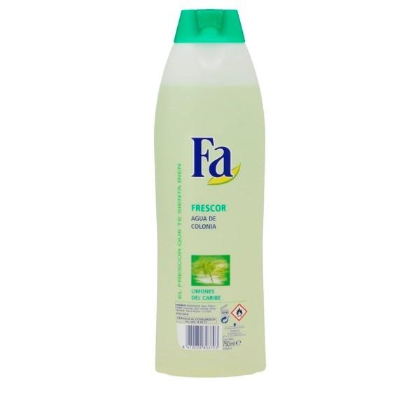 FA limones del caribe  Agua de Colonia 750 ml