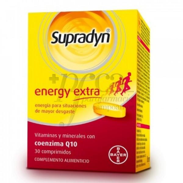 SUPRADYN ENERGY EXTRA 30 COMPS