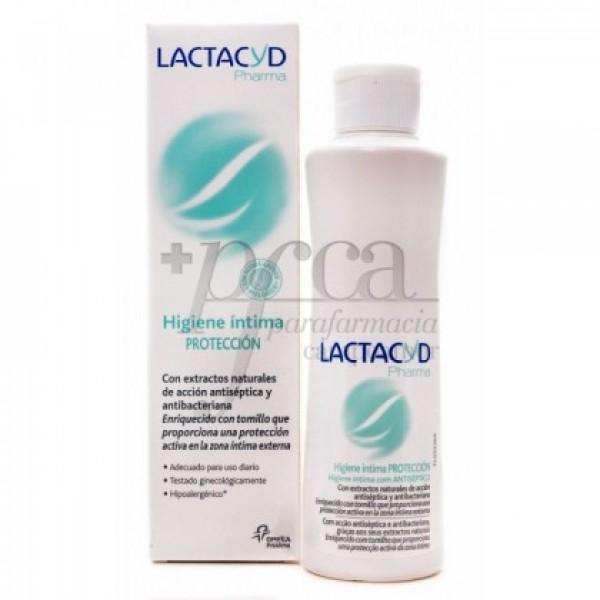 LACTACYD INTIMO PROTECCION 250 ML