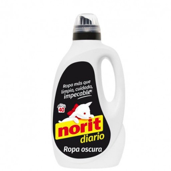 Norit detergente Ropa oscura 40 dosis