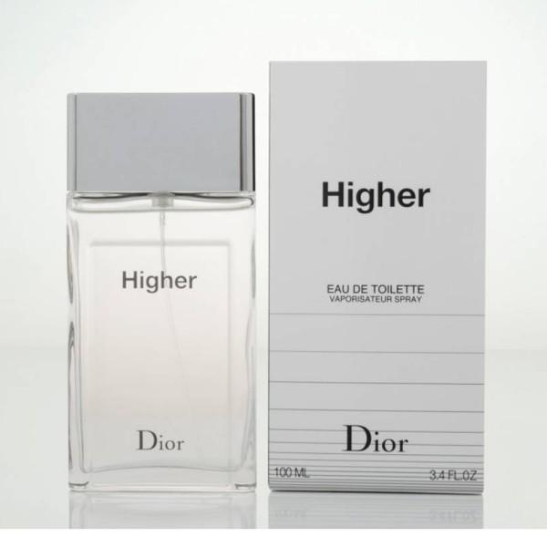 Dior higher eau de toilette 100ml vaporizador