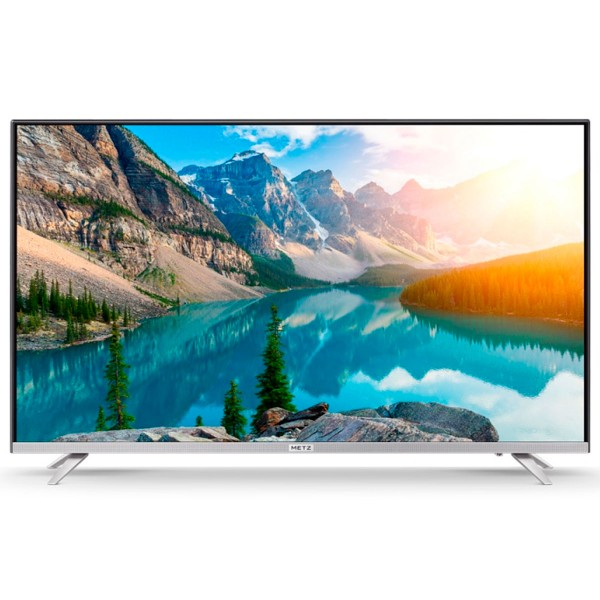 Metz 32e6x22a televisor 32'' lcd led hd ready 100hz smart tv netflix wifi lan hdmi y usb reproductor multimedia
