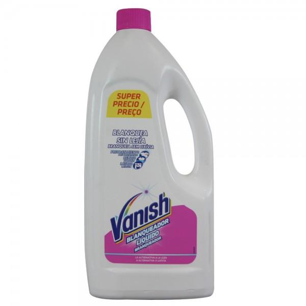 Vanish blanqueador liquido sin lejia 1 l.
