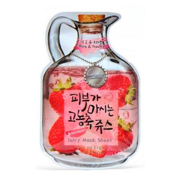 Fruit fix baviphat mascarilla strawberry 1un