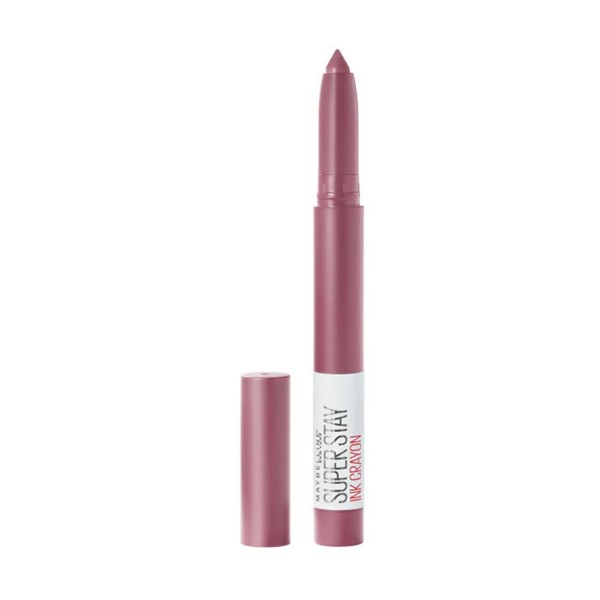 Maybelline superstay ink crayon 25 stay exception