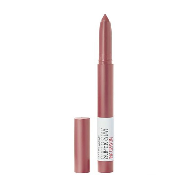 Maybelline superstay ink crayon 15 lead the way