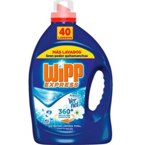 WIPP Express gel Frescor Vernel 40 dosis